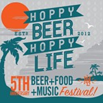 Hoppy+Beer+Hoppy+Life+5th+Anniversary+Event